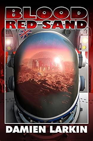 cover for blood red sand